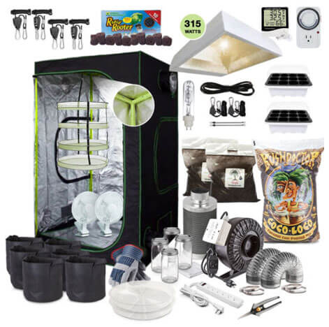 Advanced Indoor Grow Kit<br>+ Enjoy FREE Premium Shipping