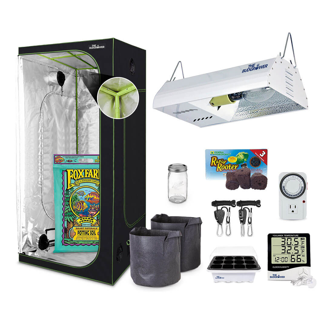 Starter Indoor Grow Kit