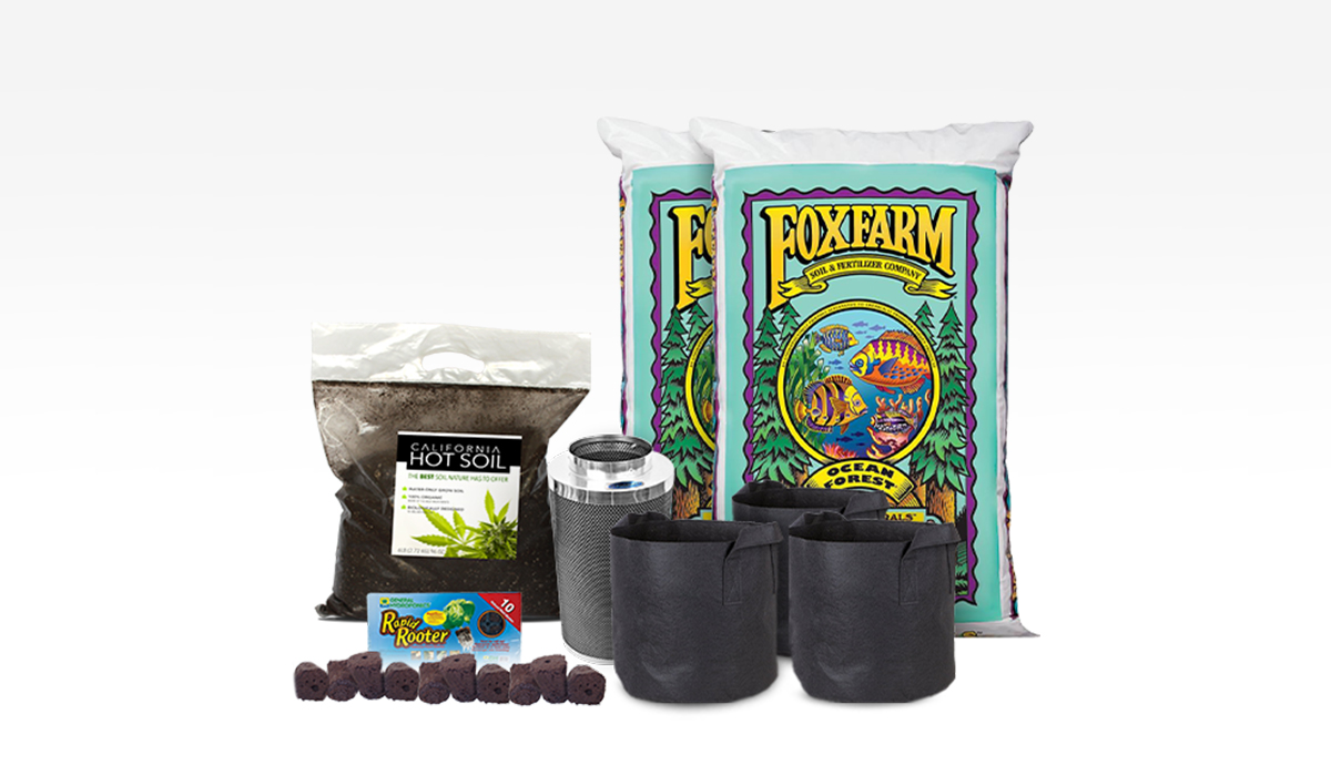 9 Plant Soil Reload Kit