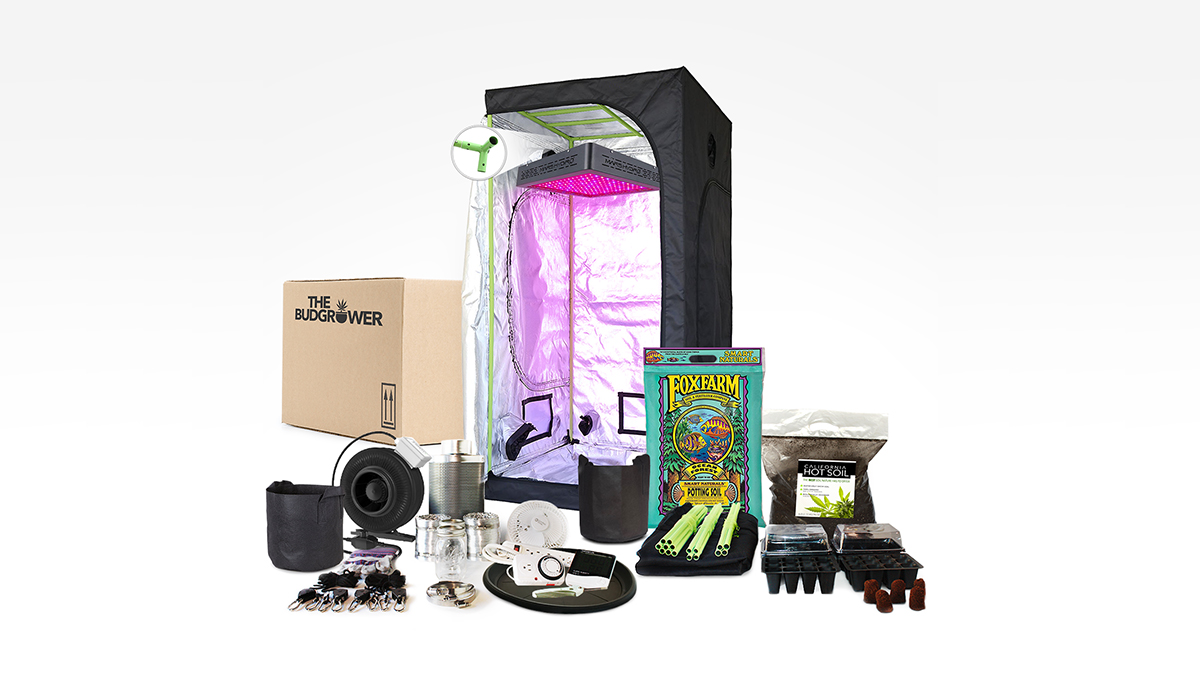 LED Indoor Grow Kit<br>+ Enjoy FREE Premium Shipping