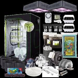 advanced grow kits